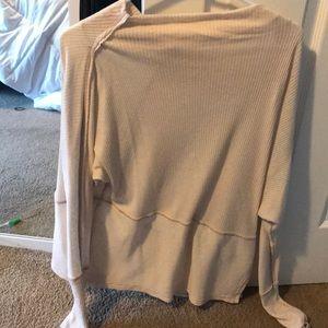 Soft free people sweater